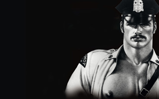 <span style='color:grey;font-size:13px;'>PREVIEW am 25.09. | Ab 05.10.</span><br/> Tom of Finland