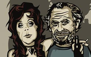 <span style='color:grey;font-size:13px;'>Verschoben!</span><br/> Charles Bukowski zum 100. Geburtstag